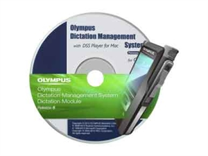 Olympus Dictation Management System R6 (AS-7001)