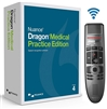 Nuance Dragon Medical Practice Edition 4 with Philips SMP4000 Wireless Dictation Microphone
