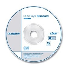 Olympus DSS Player Standard Dictation Module