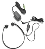 FlexFone FLX-10 Digital Transcription Headset with Volume Control