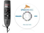 Philips LFH-3505 SpeechMike Premium Push button with SpeechExec Diciation Software