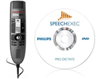 Philips LFH-3515 SpeechMike Premium Push button with SpeechExec Diciation Software