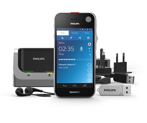 Philips SpeechAir PSP2100 Smart Voice Recorder