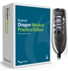 Nuance Dragon Medical Practice Edition 4 with Powermic III 9 foot Cord