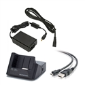 Olympus Accessories Kit (Cradle, Power Adapter & USB Cable ) for DS-9500 & DS9000