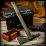 American Tomahawk Model 1 - OD Green/Hickory