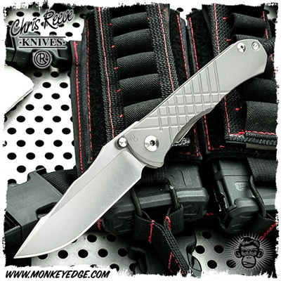 Chris Reeve Knives: Umnumzaan