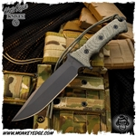 Chris Reeve Knives: The Pacific - Black