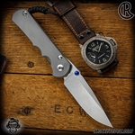 Chris Reeve Knives Folder: Inkosi Large - Drop Point Left Handed