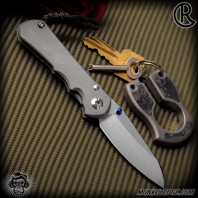 Chris Reeve Knives Folder: Inkosi Small - Insingo Left Handed