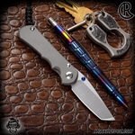 Chris Reeve Knives Folder: Inkosi Small - Tanto Left Handed