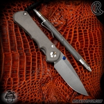 Chris Reeve Knives Folder: Inkosi Small - Drop Point Left Handed
