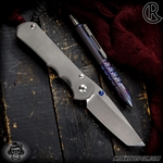 Chris Reeve Knives Folder: Inkosi Large - Tanto Left Handed