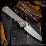 Chris Reeve Knives Folder: Inkosi Large - Insingo Left Handed