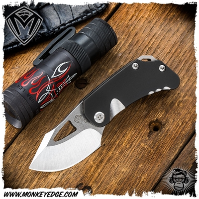 Medford Knives Folder: Eris - Black PVD/Stonewashed