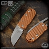 Fellhoelter: Frikky Friction Folder - Copper Monkey Edge FRAG Pattern