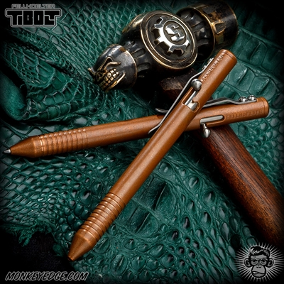 Fellhoelter TiBolt Pen - Copper Vintage