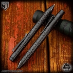 Nottingham Tactical: TiClicker Pen - Zirconium Spiral Dots