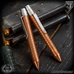 Nottingham Tactical: TiClicker G2 Mini - Copper Tumbled Honey Badger