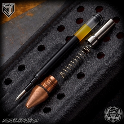 Nottingham Tactical: TiClicker G2 Conversion Kit - Copper Tumbled Standard