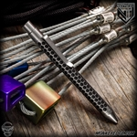 Nottingham Tactical: TiClicker Pen - Titanium Honey Badger Blackened
