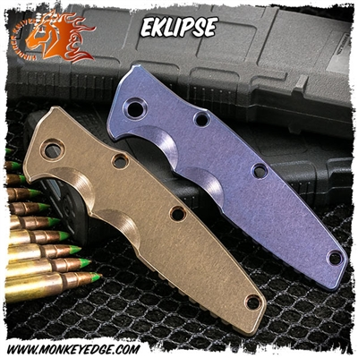 Hinderer Scale: Eklipse GEN 1 Titanium - Smooth
