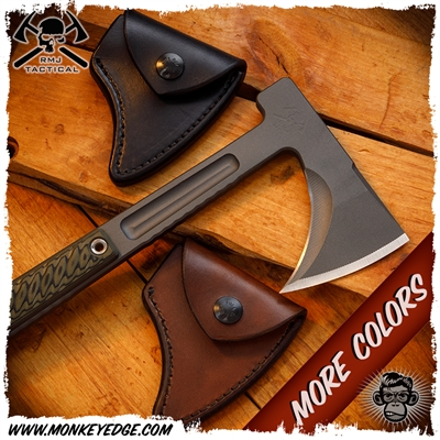 RMJ Tactical: Chattanooga Leatherworks Edge Cover - Kestrel Trail