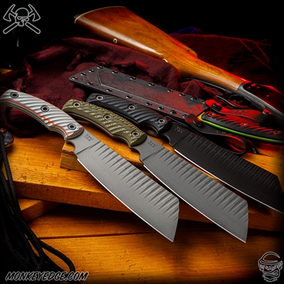 RMJ Tactical Fixed Blade: Da Choppa