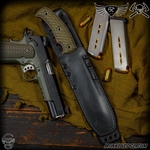RMJ Tactical: Chattanooga Leatherworks Sheath - Combat Africa