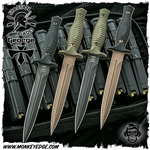 Spartan Blades Fixed: George V-14 Raider Dagger