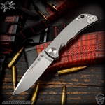Spartan Blades Folder SHF Spartan Harsey Folder - Stonewashed