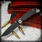 Spartan Blades Folder SHF Spartan Harsey Folder DLC Black