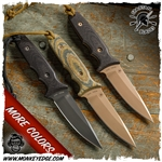 Spartan Blades Fixed: Harsey TT