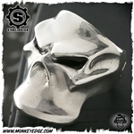 Starlingear Ring: Stealth Puncher - Silver