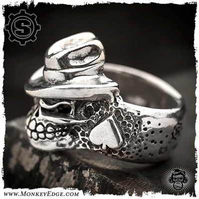 Starlingear Ring: Capone - Silver
