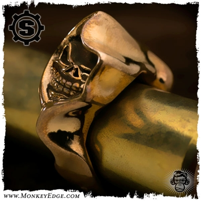 Starlingear Ring: Reaper Band - Copper