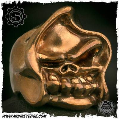 Starlingear Ring: Bruiser Reaper Puncher - Copper