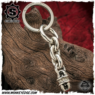 Starlingear Key Ring: Bullet