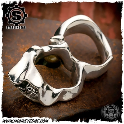 Starlingear Ring: Reaper Stinger - Silver