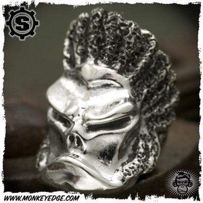 Starlingear Bead: The Native - Silver