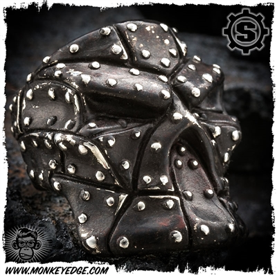 Starlingear Ring: Up Armored Stealth Puncher - Silver