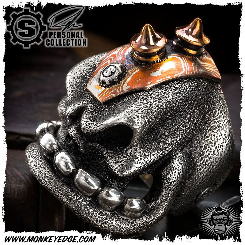 Monkey Edge Starlingear Ring Sob Puncher Atomic Punk