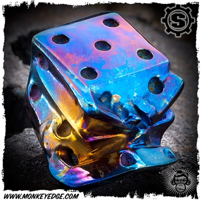 Starlingear Ring: Lucky Puncher - Cobalt