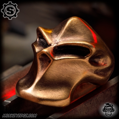 Starlingear Bead: Stealth Blade - Copper Satin