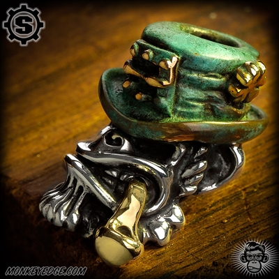 Starlingear Bead: Irish Monkey Limited Edition 2019