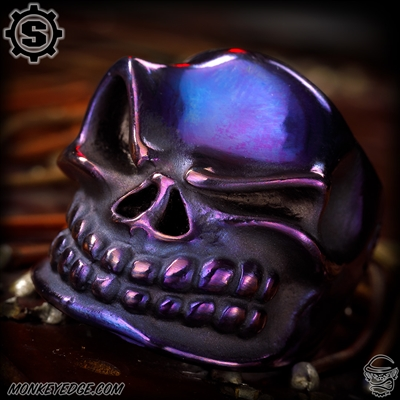 Starlingear Ring: Slickster Puncher - Titanium Purple/Blue