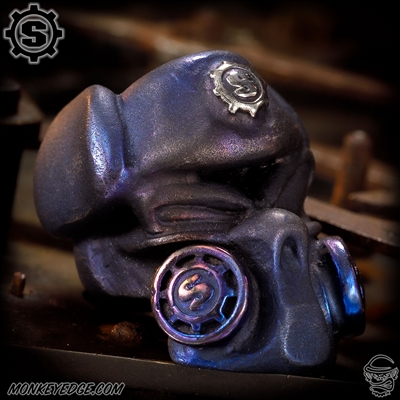 Starlingear Bead: Infiltrator - Titanium Blue/Purple