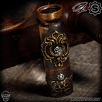Starlingear Ryk Maverick Custom Lum + Dawson Flashlight Collab - Copper Vintage Slickster