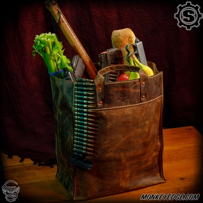 Starlingear Leather Forever Tote