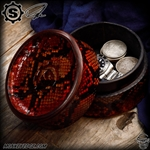 Starlingear Ryk Maverick Custom Snakeskin Box